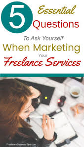 Questions To Ask Clients For Graphic Design 5 Essential Questions When Marketing Your Freelance Services