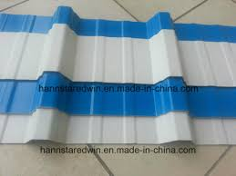 pvc fire ant corrugated roofing sheet composite tzoid plastic roofing tiles supplier pictures photos