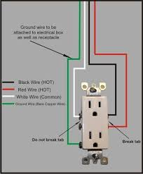 best 10 outlet wiring ideas on pinterest electrical wiring Outlet Wiring Diagram White Black basic electrical wiring Multiple Outlet Wiring Diagram