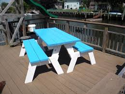 Free Picnic Table Plans  How To Build A Wood Picnic TableHow To Make Picnic Bench