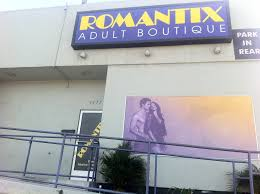 a burglar who forced his way in the back door of romantix took about 1 000 in dvds last week the sheriff s department said burglaries also took place at