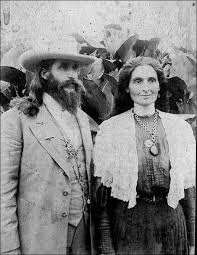 Benjamin and Mary Purnell | House of david, Benton harbor, Wedding ...