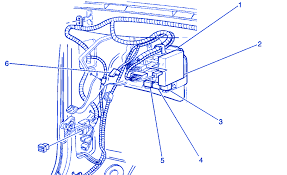 cadillac cad 2002 under the dash electrical circuit wiring diagram cadillac cad 2002 under the dash electrical circuit wiring diagram