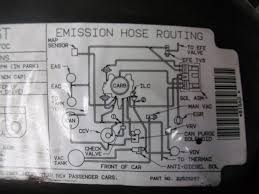 1989 307 olds ccc vacuum diagram map station wagon forums