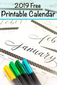 Calendar is really a method to note a period (this kind of because case). Wow Free 2020 Printable Calendar Printable Calendar Free Printable Calendar Calendar Printables