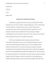 self reflection essay jennifer morrow unv nichole rhoades  4 pages self reflection essay