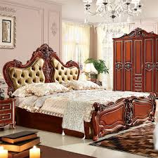 Most Popular Full Size Bed For Italian Classic Bedroom Set