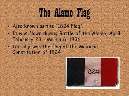 Image result for alamo flag