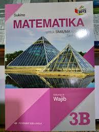Download semua kunci jawaban dan pembahasan buku pr intan pariwara. Jual Buku Matematika Sukino Jilid 3b Sma Kls 12 Wajib Penerbit Erlangga Kota Bandung Tb Family Tokopedia