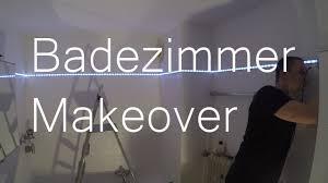 Badezimmer Makeover Youtube