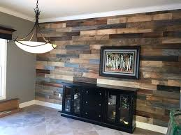 wood accent wall this reclaimed wood accent wall makes the whole room feel warmer wood accent wood accent wall