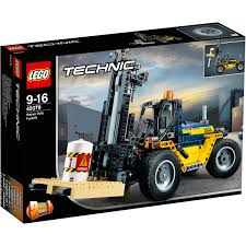 Lego Technic Heavy Duty Forklift 42079 Big W