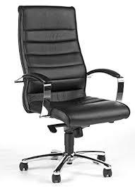Luxus Bürostühle Leder Hjh Office Amazon Topstar Designerluxuschefsessel Bürostuhl Leder Schwarz Schwarz