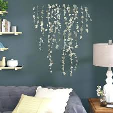 wall stickers chandelier wall decal piece hanging vine wall decal set chandelier wall decal removable