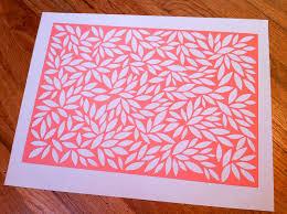 Paper Cut Designs A Few More Of The Paper Cut Designs Ive