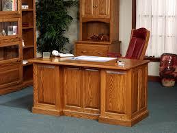 oak desks for home office. DutchCrafters. DutchCrafters . Hooker Furniture Home Office Vintage West Executive Desk Oak Desks For E