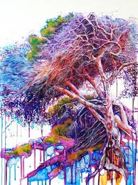 Jacky Murtaugh is an award-winning contemporary artist from Adelaide, new  to Bluethumb.
