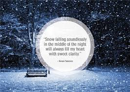 Quotes On Winter Beauty
