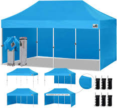 eurmax 10 x20 ez pop up canopy tent