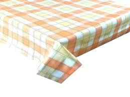 tablecloth with elastic vinyl inch round tablecloths awesome square edge tablecloth with elastic vinyl round