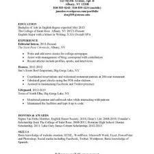 short simple resume examples download academic resume sample jane doe valid resume short simple