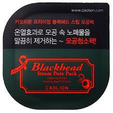 Купить Caolion <b>Дуэт разогревающей</b> и оригинальной <b>масок для</b> ...