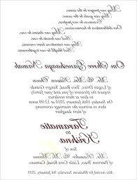 Wedding Card Word Template Zbiztro Com