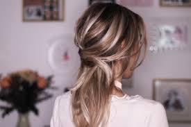 3 Frisuren F R Mittellanges Haar Carmen Segattini