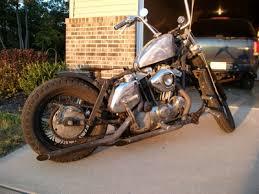 1976 old school harley davidson rat bike rat bikes and cars