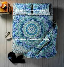 Screen Printing Designs For Bed Sheets Details About 4 Pcs Indian Bedsheet 2 Pc Pillow Duvet