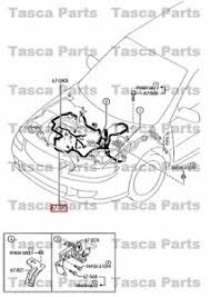 mazda engine wiring harness image new oem engine wiring harness 2 3l 2006 2008 mazda 6 w automatic on 2006 mazda