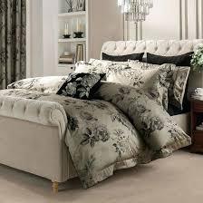 toile bedding set curtain