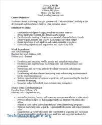 Marketing Manager Resume Summary 30 Professional Marketing Resume ...