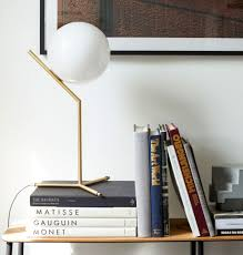 flos lighting nyc. IC-Table-Lamp-High_Flos_TRNK_1200x1260 Flos Lighting Nyc