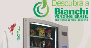 Vending Machine Brasil Delectable Bianchi Vending Brasil Apresenta Na Fipan As Vending Machines Mais