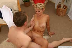 Free mature video with son