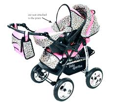 double strollers with car seat double car seat stroller combo newborn baby girl strollers girl car