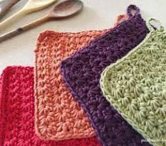 Free Crochet Potholder Patterns Enchanting Crochet Potholder Pattern Archives Knit And Crochet Daily