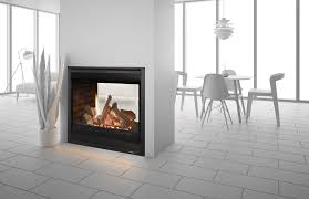 st 36 see through gas fireplace