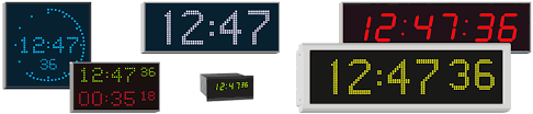 digital office wall clocks. contemporary wall high quality indoor and outdoor digital clocks for professional applications throughout digital office wall clocks e