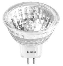 Галогенная <b>лампа</b> с защитным стеклом <b>Camelion JCDR 35W</b> ...