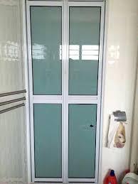 bifold doors for bathroom aluminium bathroom toilet bi fold door all in one installation bi fold bifold doors
