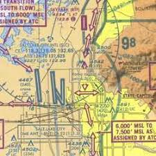 Dallas Fort Worth Sectional Chart Tac Dallas Ft Worth Vfr Terminal Area Chart
