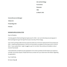 Application Letter Example New Cover Job Outline For Format