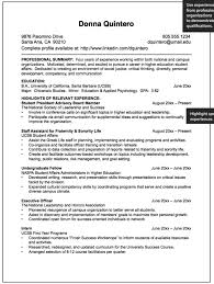 Fraternity Resume Pin On Example Resume Cv