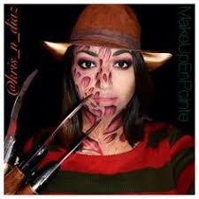 freddy krueger makeup here s the link to check out how this look came together s
