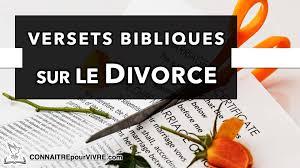 15 Versets Bibliques Sur Le Divorce Expliqués Connaitrepourvivre