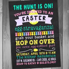 Sample Easter Invitations