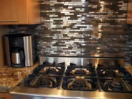 Stick On Backsplash For Kitchen Installing Stainless Steel Tile Backsplash Tile Ideas Tile Ideas