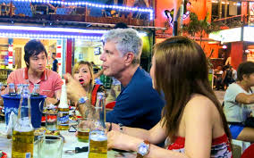 anthony bourdain shares experiences of filipino culture